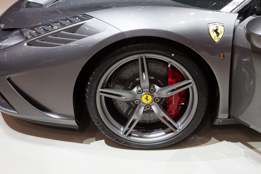 Ferrari 458 Speciale 2014 Geneva International Motor Show