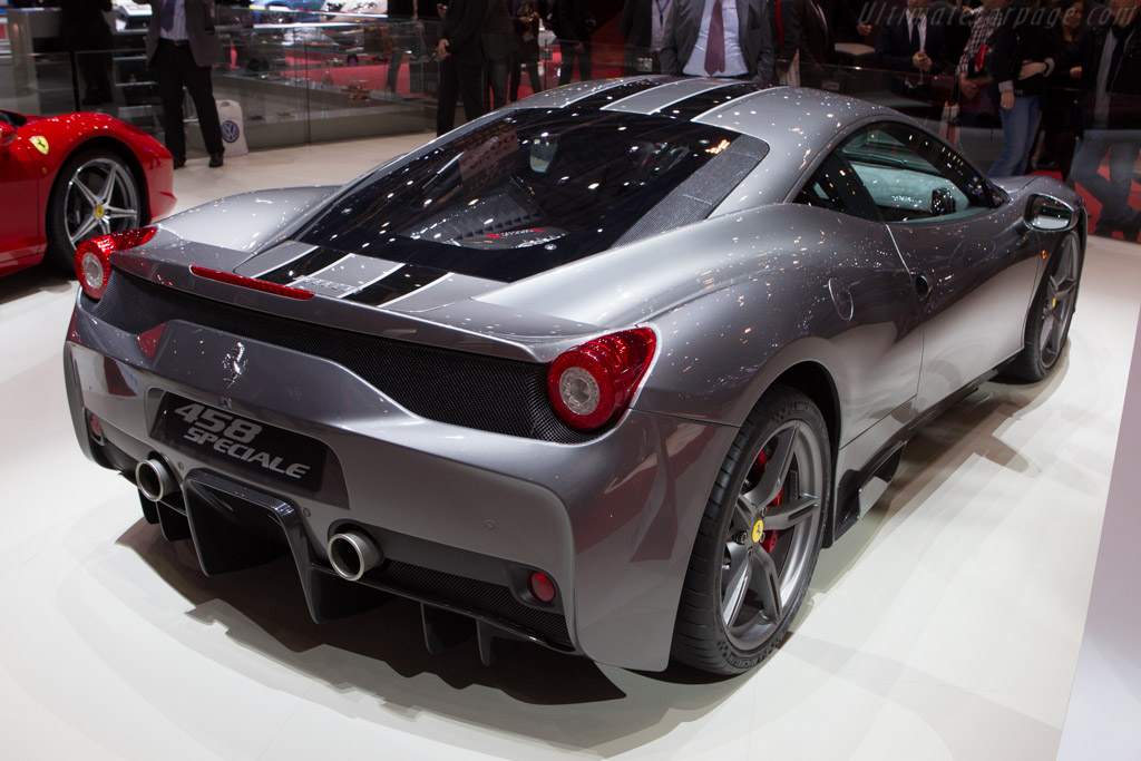 Ferrari 458 Speciale    - 2014 Geneva International Motor Show