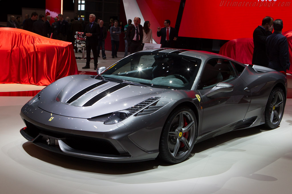 Ferrari 458 Speciale    - 2014 Geneva International Motor Show