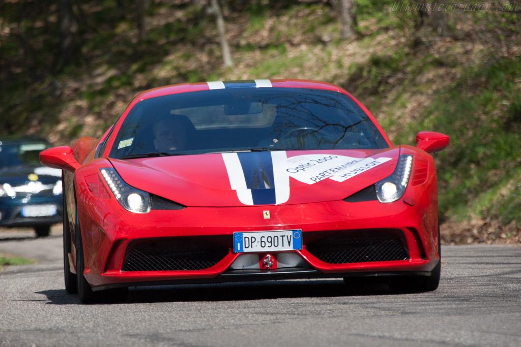 Ferrari 458 Speciale 2014 Tour Auto