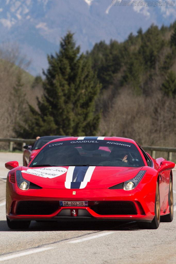 Ferrari 458 Speciale   - 2014 Tour Auto