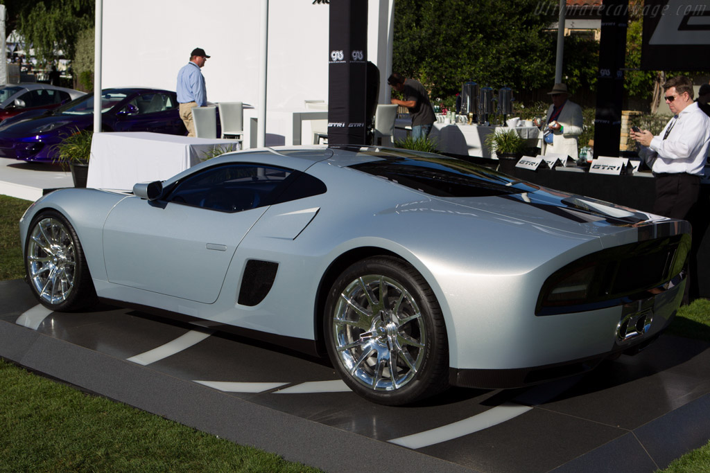 Galpin GTR1    - 2013 The Quail, a Motorsports Gathering