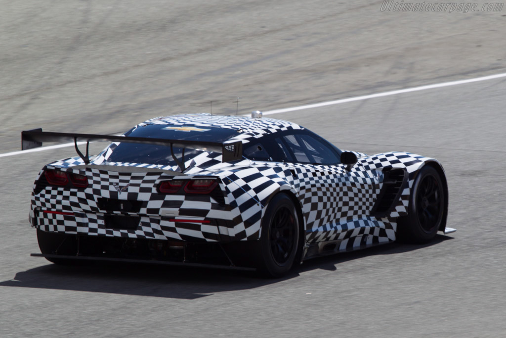 Chevrolet Corvette C7.R    - 2013 Monterey Motorsports Reunion