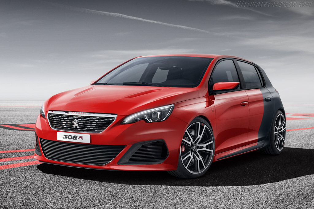 Click here to open the Peugeot 308 R Concept gallery