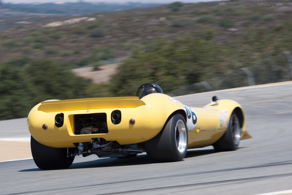 Shelby T-10 King Cobra Ford - Chassis: T10-002   - 2013 Monterey Motorsports Reunion