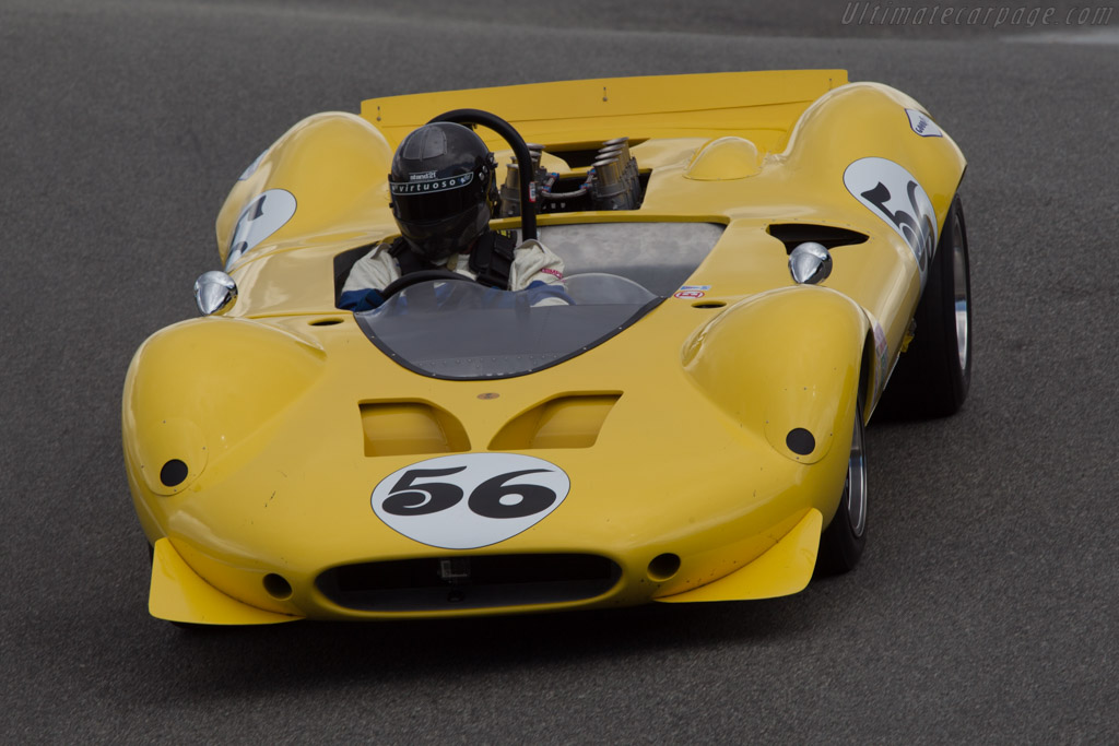Shelby T-10 King Cobra Ford - Chassis: T10-002 - 2013 Monterey ...
