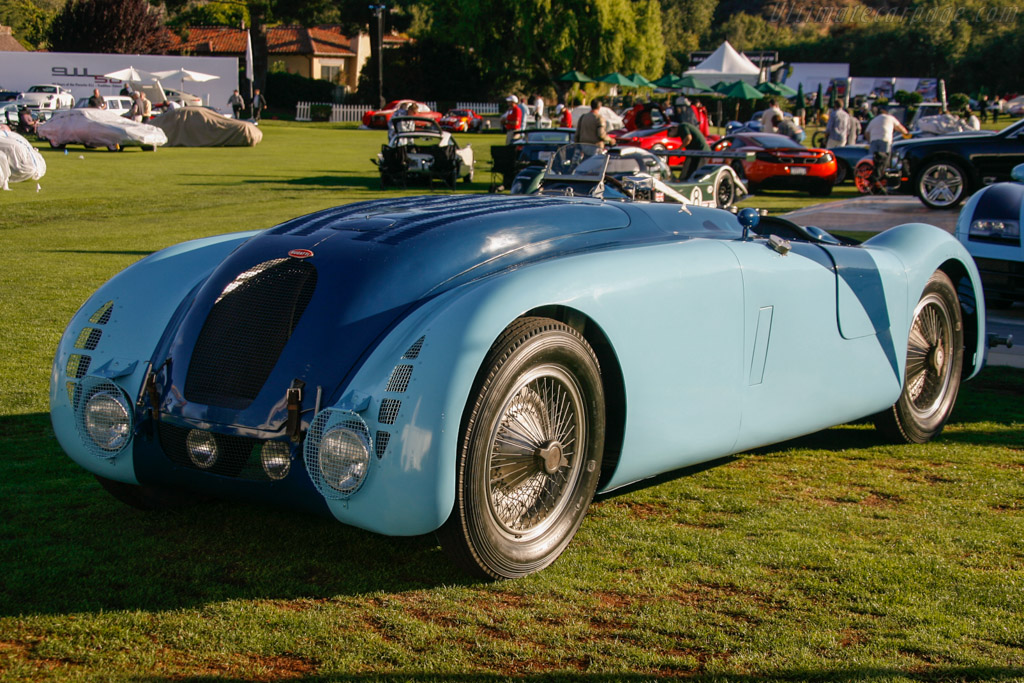 Click here to open the Bugatti Type 57 G Tank gallery