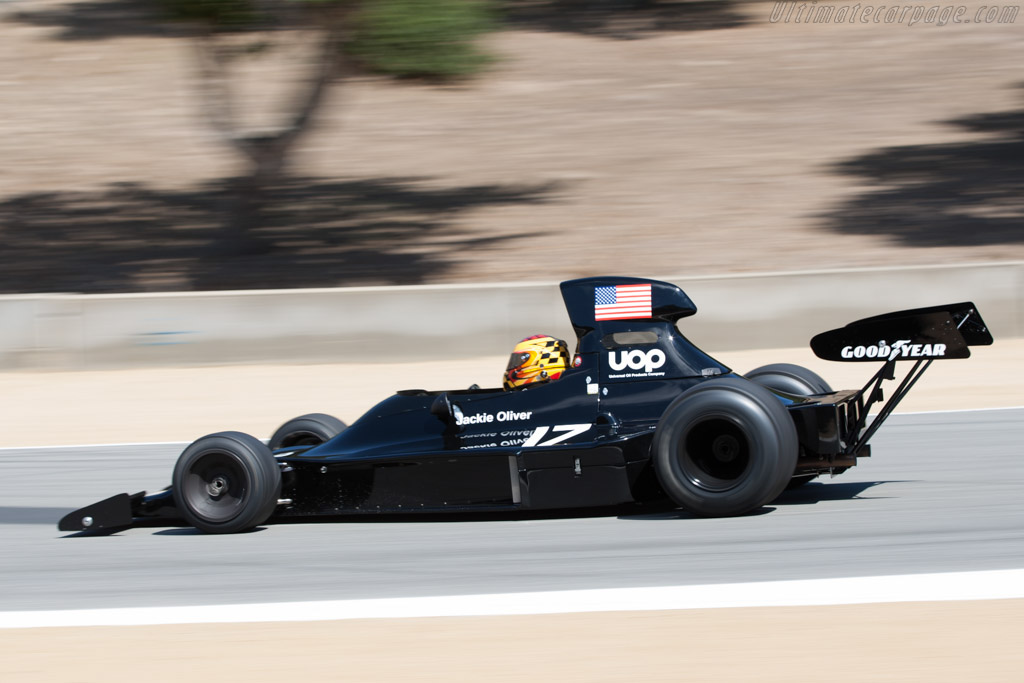 Shadow DN1 Cosworth - Chassis: DN1-6A   - 2011 Monterey Motorsports Reunion