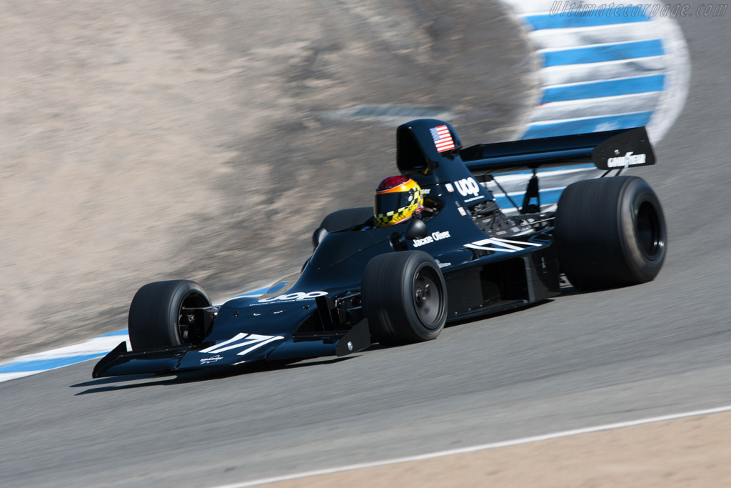 Shadow DN1 Cosworth - Chassis: DN1-6A   - 2010 Monterey Motorsports Reunion