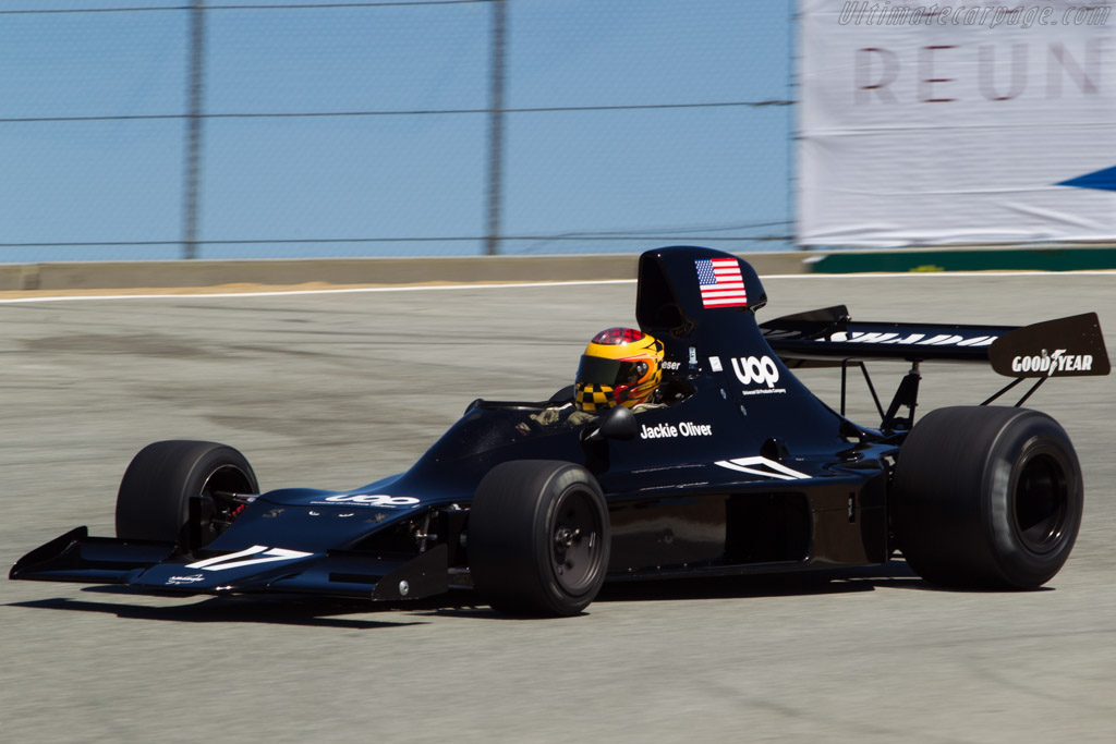 Shadow DN1 Cosworth - Chassis: DN1-6A   - 2013 Monterey Motorsports Reunion