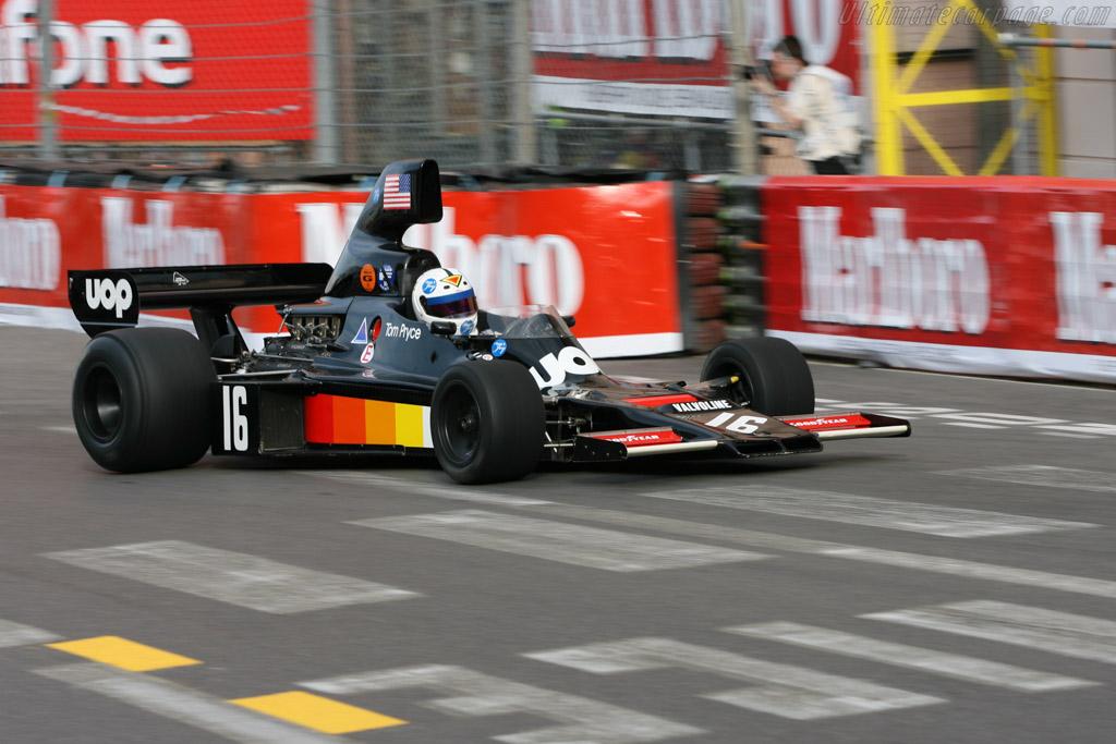 Shadow DN5 Cosworth - Chassis: DN5-2A   - 2006 Monaco Historic Grand Prix