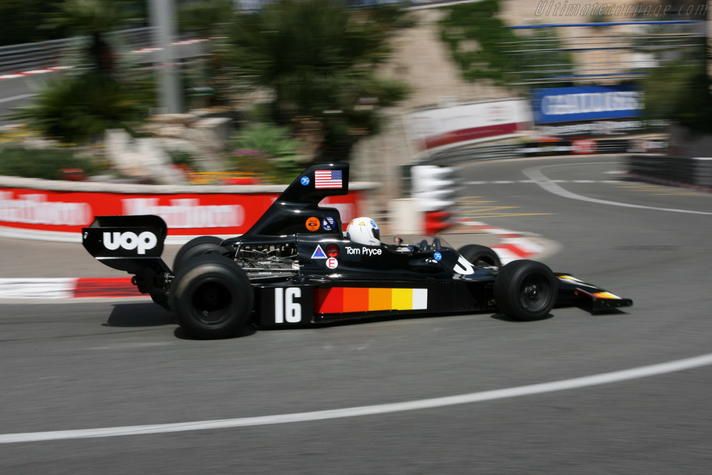 Shadow DN5 Cosworth - Chassis: DN5-2A   - 2006 Monaco Historic Grand Prix