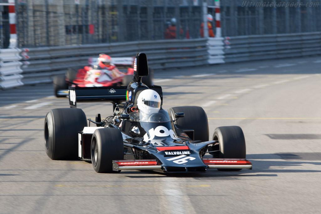 Shadow DN5 Cosworth - Chassis: DN5-2A   - 2008 Monaco Historic Grand Prix