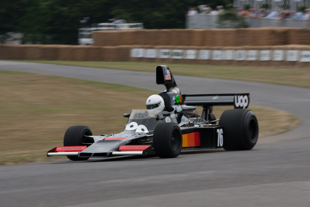 Shadow DN5 Cosworth - Chassis: DN5-2A   - 2009 Goodwood Festival of Speed