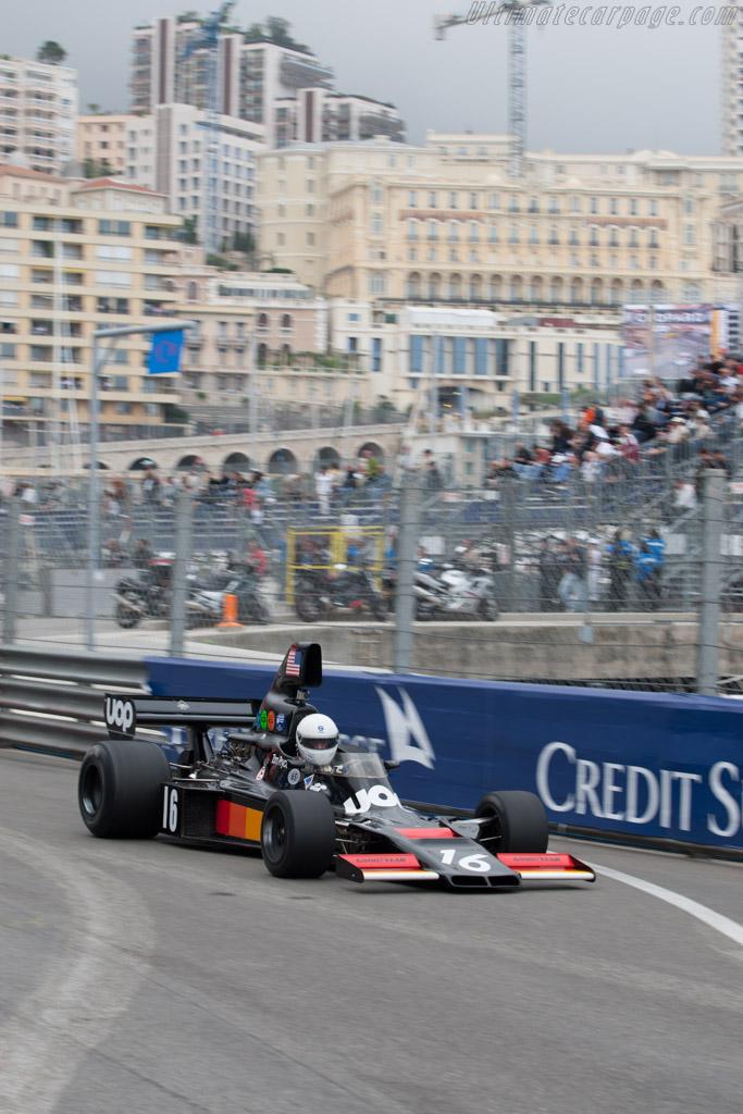 Shadow DN5 Cosworth - Chassis: DN5-2A   - 2010 Monaco Historic Grand Prix