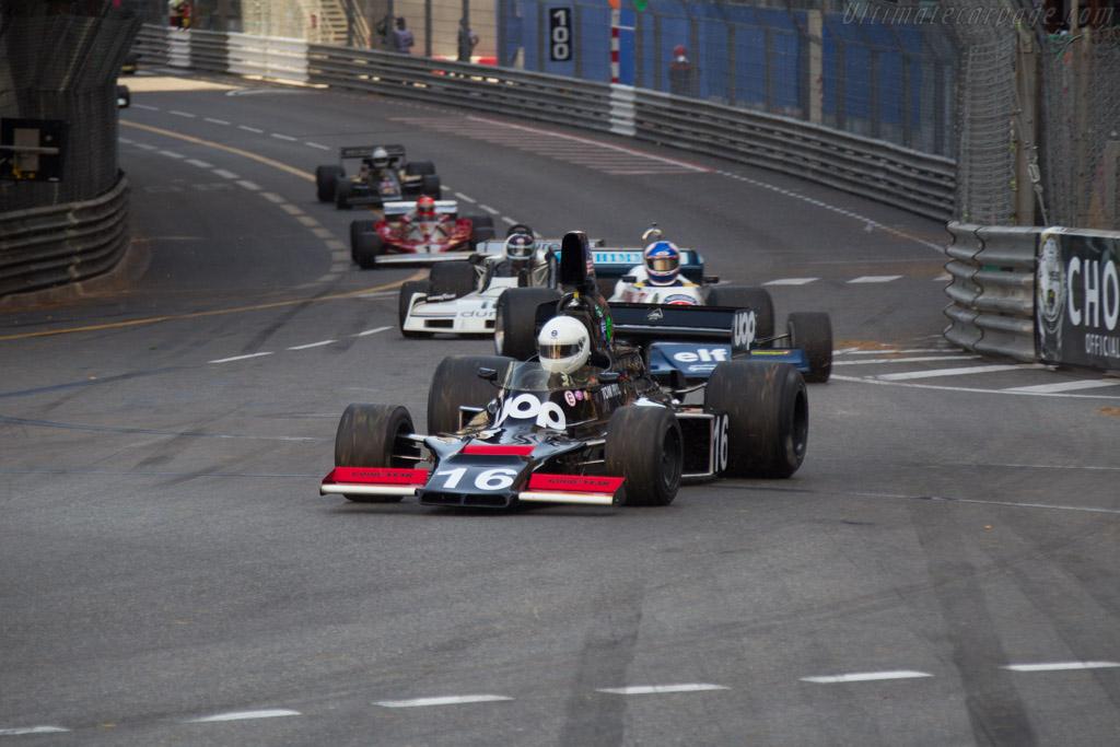 Shadow DN5 Cosworth - Chassis: DN5-2A   - 2014 Monaco Historic Grand Prix
