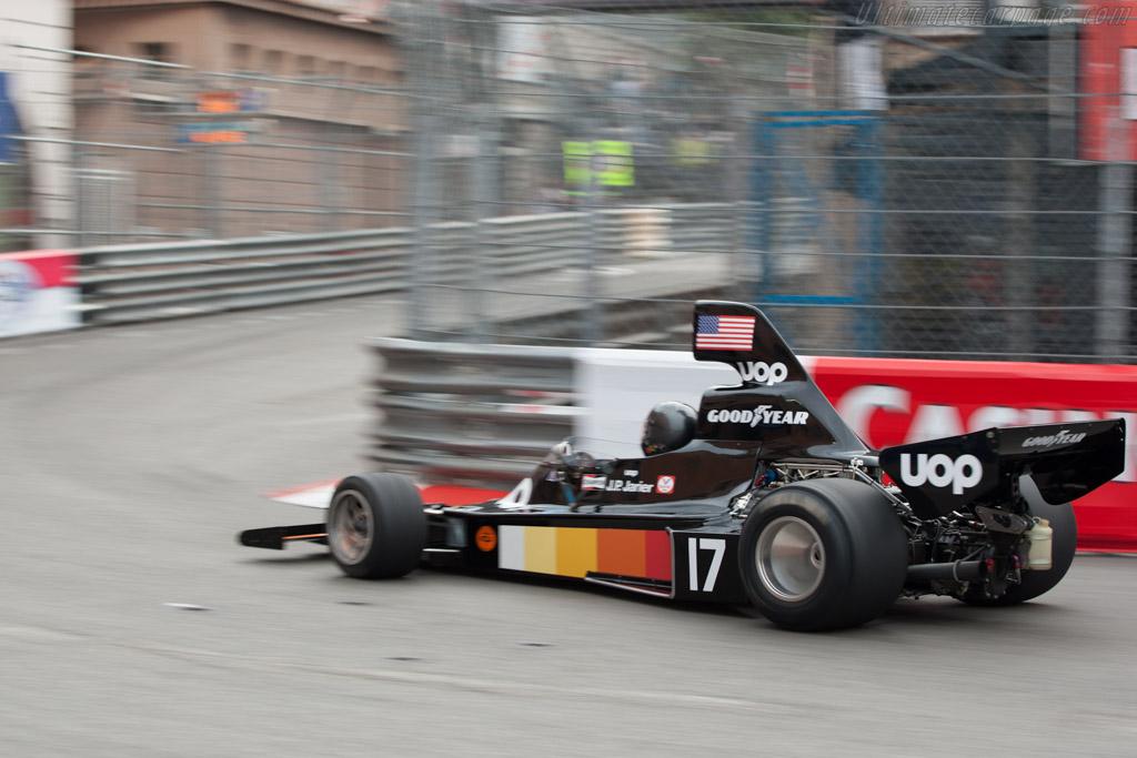 Shadow DN5 Cosworth - Chassis: DN5-4A   - 2010 Monaco Historic Grand Prix