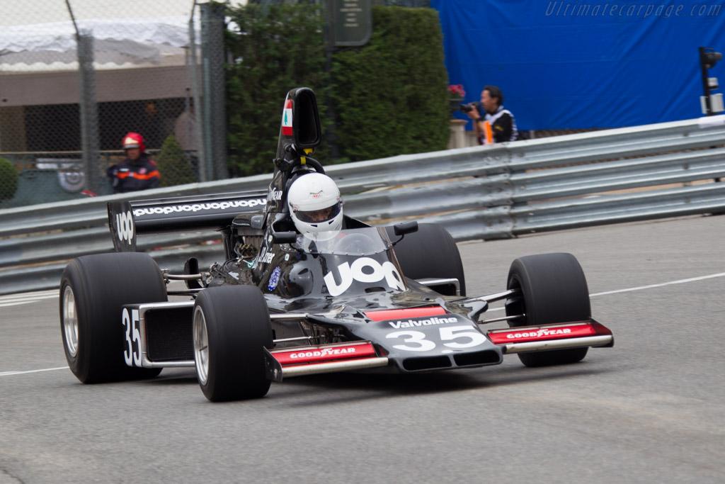 Shadow DN5 Cosworth - Chassis: DN5-1A   - 2014 Monaco Historic Grand Prix