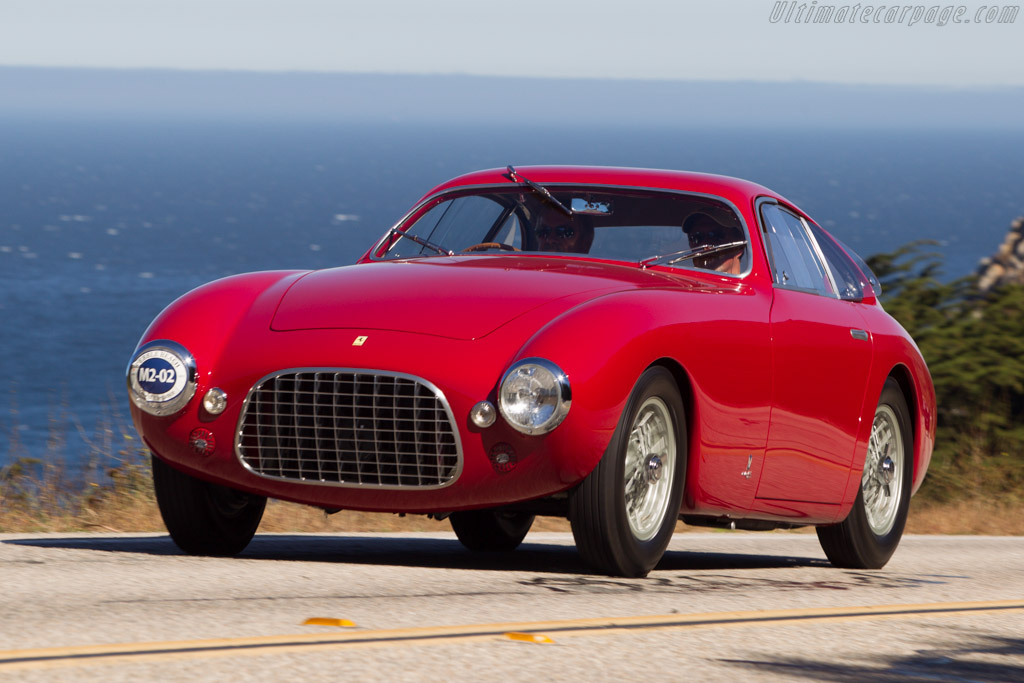 Ferrari 212 MM Vignale Berlinetta - Chassis: 0070M  - 2013 Pebble Beach Concours d'Elegance