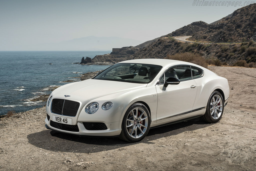 Click here to open the Bentley Continental GT V8 S gallery