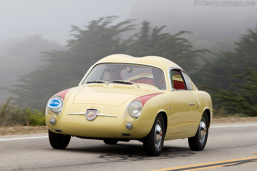 Fiat Abarth 750 Zagato Coupe - Chassis: 641028   - 2008 Pebble Beach Concours d'Elegance