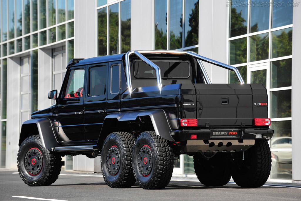 Brabus B63S - 700 6x6