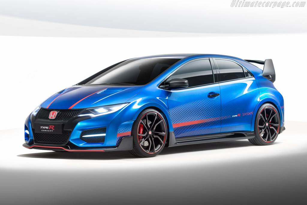 Click here to open the Honda Civic Type R gallery