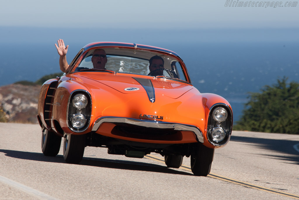 Lincoln Indianapolis - Chassis: 55WA10902   - 2013 Pebble Beach Concours d'Elegance