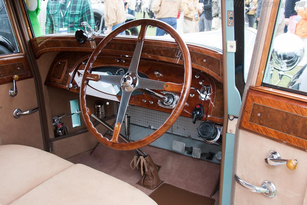 Bugatti Type 46 Gaston Grummer Faux Cabriolet - Chassis: 46405   - 2013 Pebble Beach Concours d'Elegance