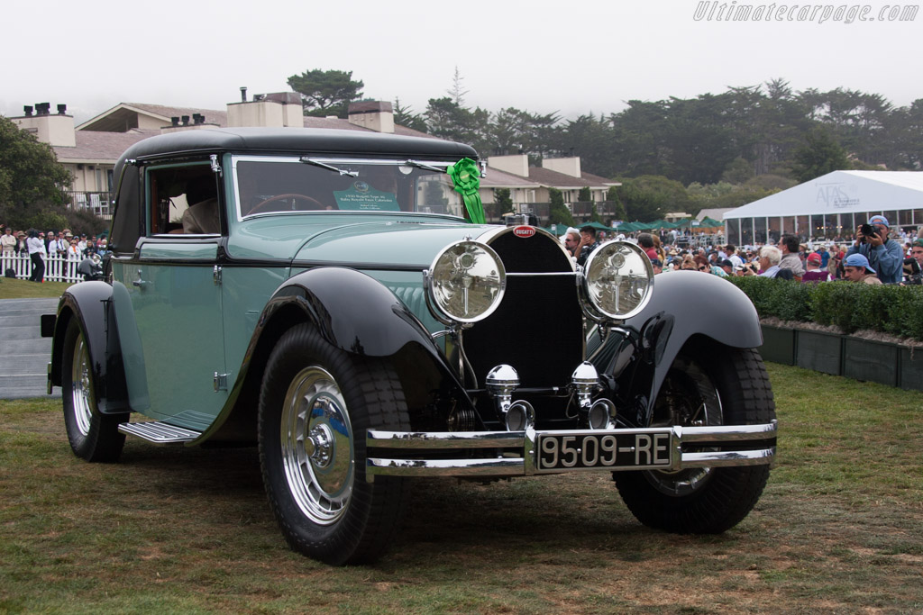 Bugatti Type 46 Gaston Grummer Faux Cabriolet - Chassis: 46405   - 2013 Pebble Beach Concours d'Elegance