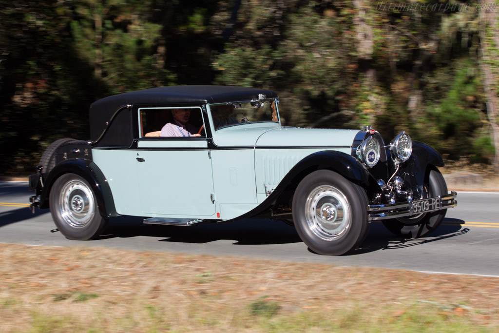 Click here to open the Bugatti Type 46 Gaston Grummer Faux Cabriolet gallery