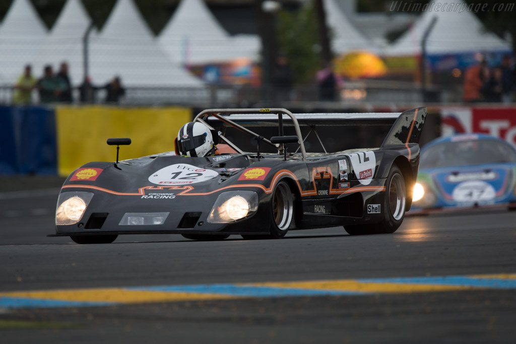 Lola T292 BDG - Chassis: HU55   - 2014 Le Mans Classic