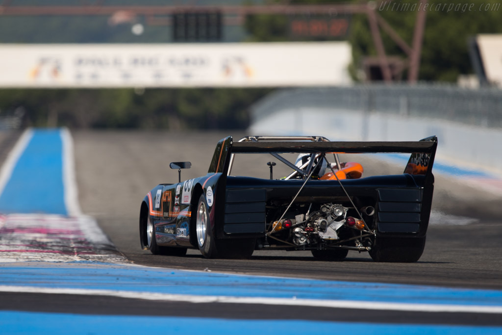 Lola T292 BDG - Chassis: HU55   - 2014 Dix Mille Tours