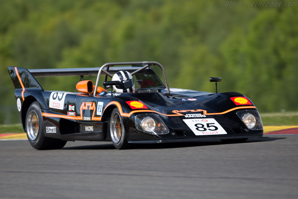 Lola T292 BDG - Chassis: HU55   - 2015 Spa Classic