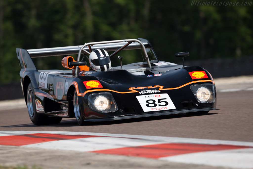Lola T292 BDG - Chassis: HU55   - 2015 Grand Prix de l'Age d'Or