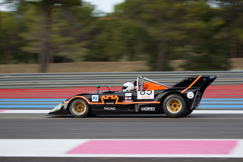 Lola T292 BDG - Chassis: HU55   - 2015 Dix Mille Tours