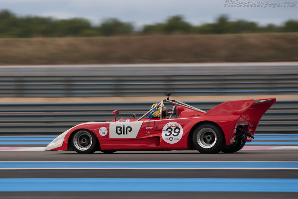 Lola T292 BDG - Chassis: HU64   - 2013 Dix Mille Tours