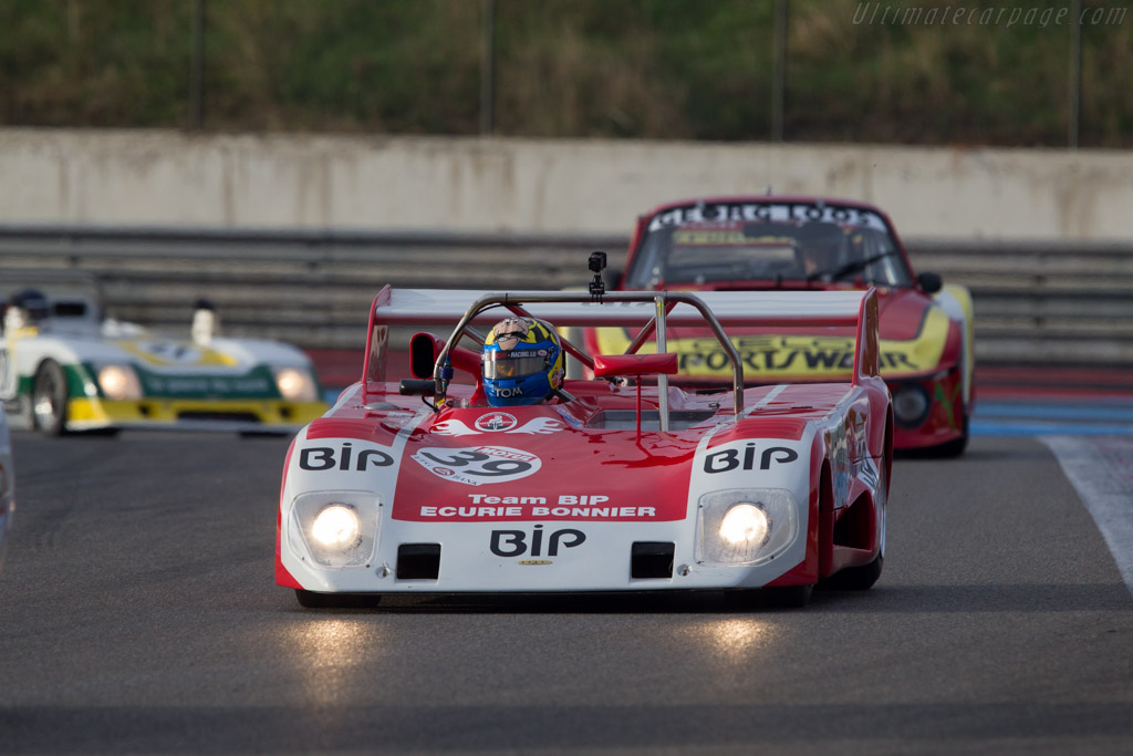 Lola T292 Bdg Chassis Hu64 2013 Dix Mille Tours