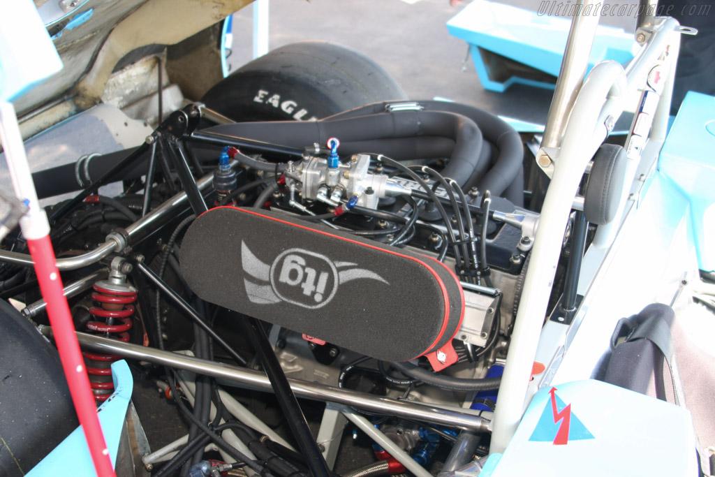 Lola T292 BDG - Chassis: HU40   - 2009 Monterey Historic Automobile Races