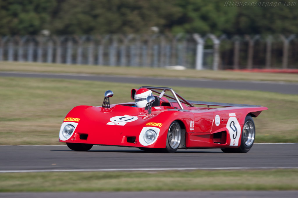 Lola T290 Cosworth - Chassis: HU34   - 2009 Le Mans Series Silverstone 1000 km