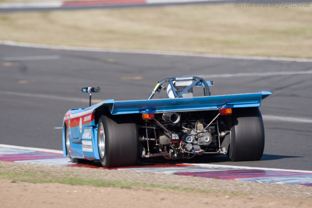 Lola T290 Cosworth - Chassis: HU2  - 2009 Le Mans Series Silverstone 1000 km