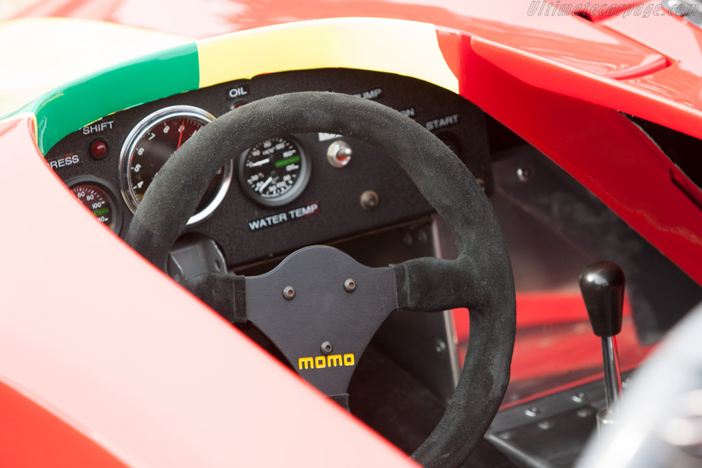 Lola T290 Vega - Chassis: HU08   - 2010 Goodwood Preview