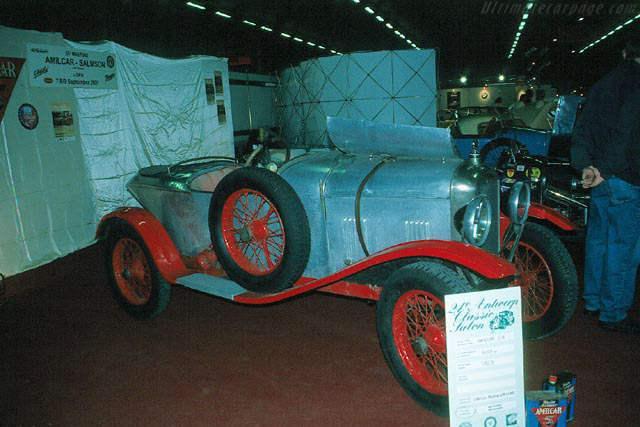 Click here to open the Amilcar C4 gallery