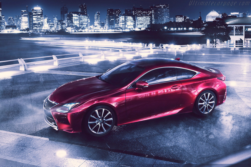 Lexus Is 350 2018 >> Lexus RC 350