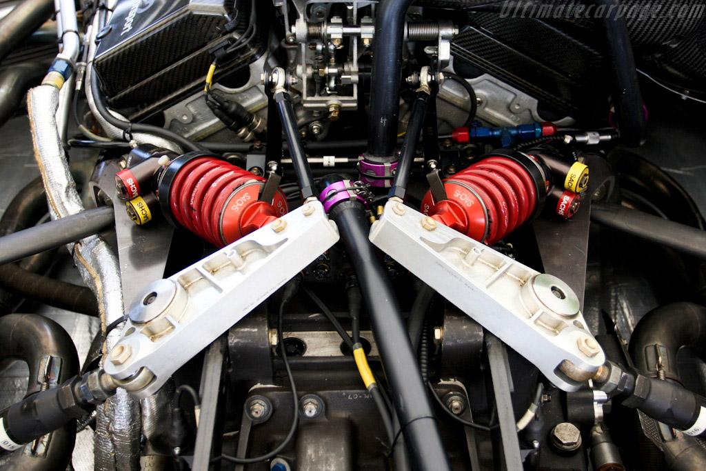 BMW V12 LMR - Chassis: 003/99   - 2009 Goodwood Festival of Speed