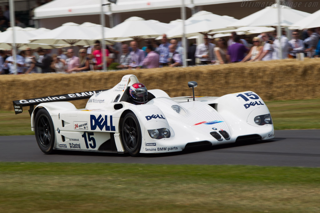 BMW V12 LMR - Chassis: 003/99   - 2013 Goodwood Festival of Speed