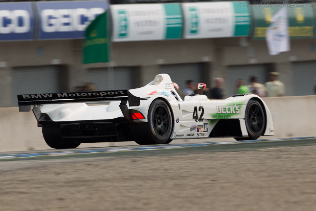 BMW V12 LMR - Chassis: 002/99   - 2016 Monterey Motorsports Reunion