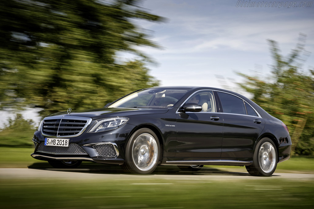 Click here to open the Mercedes-Benz S 65 AMG gallery