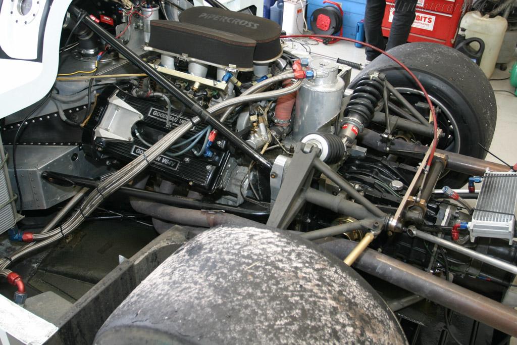 Tiga GC287 Rover - Chassis: 351   - 2005 Silverstone Classic