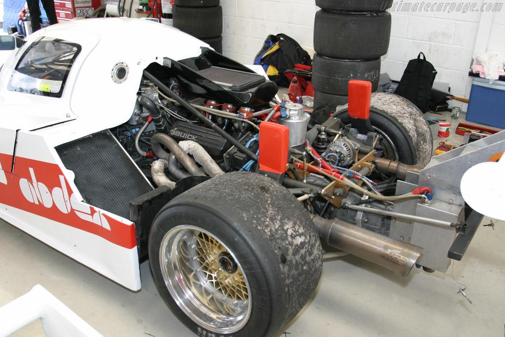 Tiga GC287 Rover - Chassis: 350   - 2005 Silverstone Classic